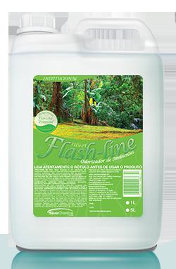 Flash-line Floresta Tropical - odorizador produtos de limpeza higiene geral | Campinas SP