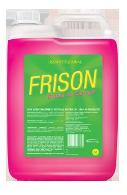 Frison Flores do Campo - sabão líquido produtos profissionais para higiene pessoal | Campinas SP