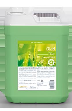 Glad Plant - sabonete líquido - produtos de limpeza profissional higiene pessoal | Campinas SP