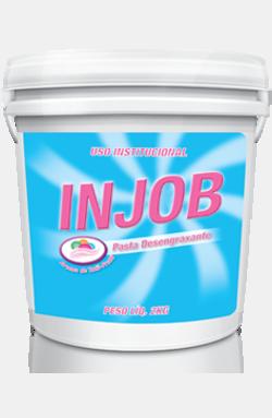 Injob Pasta Tutti-Frutti - pasta desengraxante - produtos de limpeza profissional higiene pessoal | Campinas SP