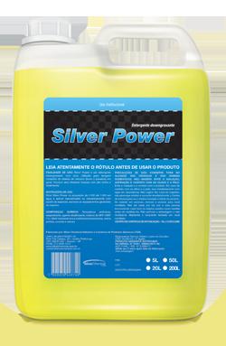 Silver Power - detergente produtos de limpeza automotiva | Campinas SP