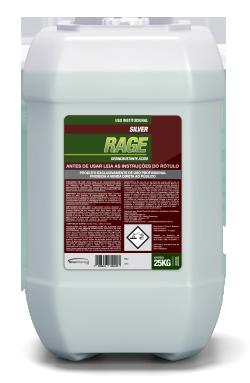 Silver Rage - desincrustante ácido - produtos de limpeza profissional indústria alimentícia | Campinas SP