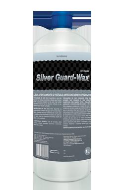 Silver Guard-Wax - cera líquida produtos de limpeza automotiva | Campinas SP