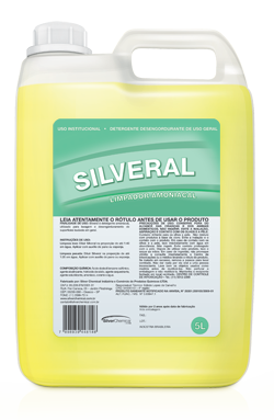 Silveral - desengordurante produtos de limpeza higiene geral | Campinas SP
