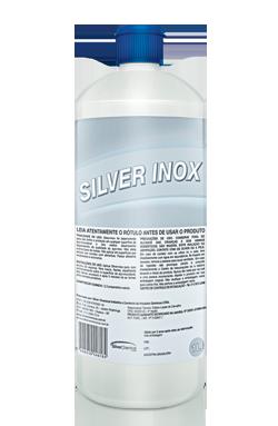 Silver Inox - limpador especifico produtos de limpeza higiene geral | Campinas SP