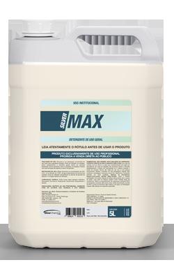 Silver Max - detergente - produtos de limpeza profissional indústria alimentícia | Campinas SP