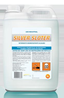 Silver Sloter - detergente alcalino produtos de limpeza profissional indústria alimentícia | Campinas SP