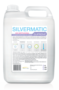 Supreme - detergente para roupas produtos de limpeza para lavanderia | Campinas SP